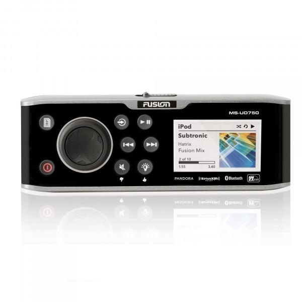 MS-AV750 - 750 Serie DVD Player/AM/FM/USB/HDMI/Bluetooth/NMEA/ Ethernet*
