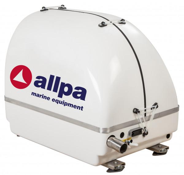 "allpa Marine Stromerzeuger ""Paguro 4000-SY"" 4KW"