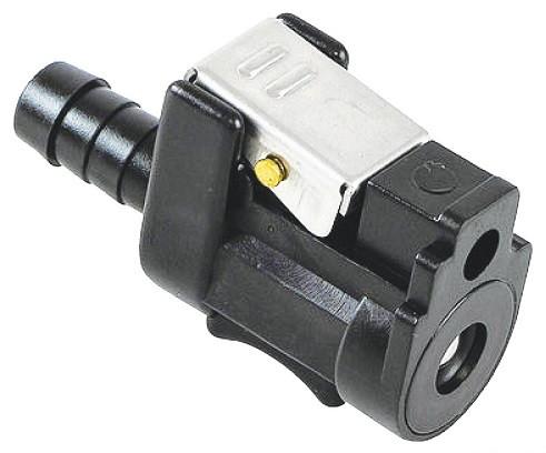 Mercury & Yamaha Kraftstoffstecker Motorseite 8mm Schlauchanschluss