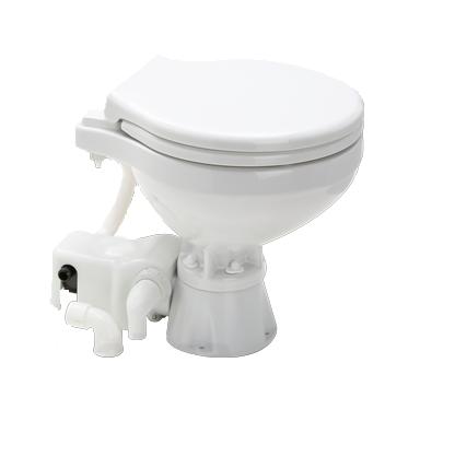 allpa Evolution elektrische Boots Toilette