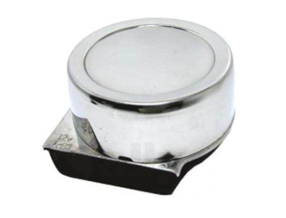 allpa NIRO Elektromagnetische mini Signalhorn, Einklang, Ø82mm, 12V