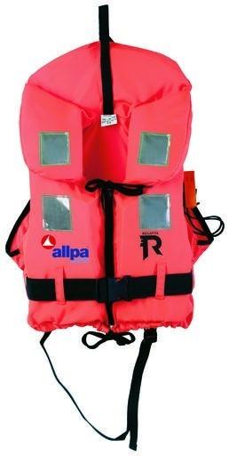 "allpa Rettungsweste Modell 70-90kg ""Regatta Soft"" (CE ISO 12402-4 100N)"