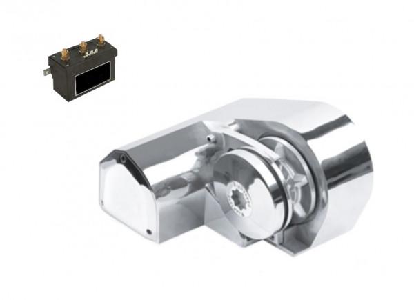 """Ankerwinde Vertikal Modell Saba"""" 6mm 12V 600W ohne Spillkopf"""""""