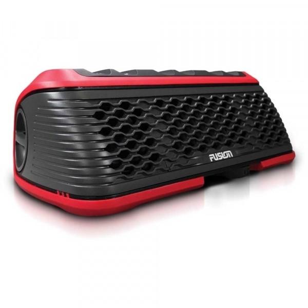 Fusion WS-SA150 Stereo Active Bluetooth Lautsprecher rot