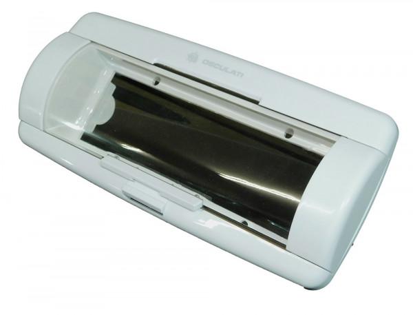 Radioblende m. Soft-Taster-Öffnung, wasserdicht