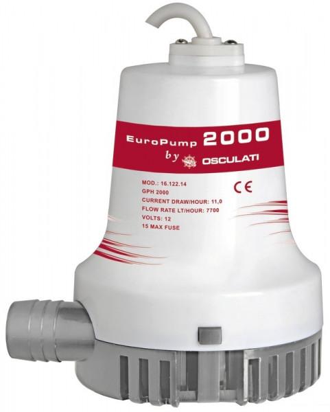 Europump II Bilgentauchpumpe 2000 12 V
