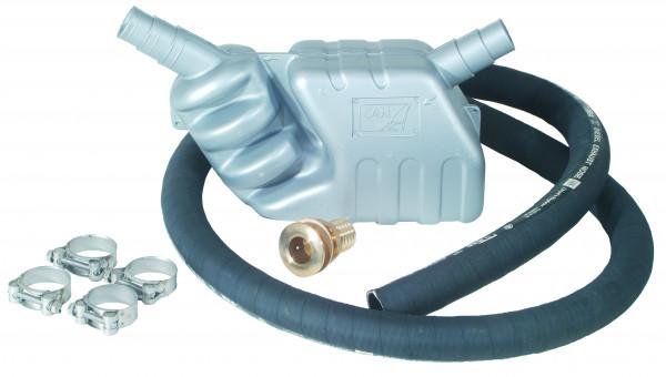 allpa Auspruffsatz für Diesel Stromerzeuger