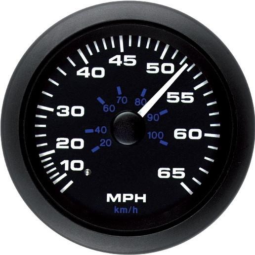allpa Premier Pro Geschwindigkeitsanzeiger 65mph (Inklusive Pitot & Schlauch)