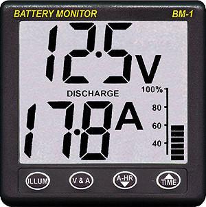 BM1 Battery Monitor, 12 V