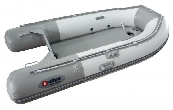Allpa Schlauchboot SENS Aluminium/PVC Boden