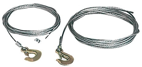 Kabel f. Trailerwinden 5 mm x 4,5 m