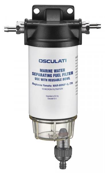 Kraftstofffilter Einheit mit Wasserabscheider 200-406 l/h