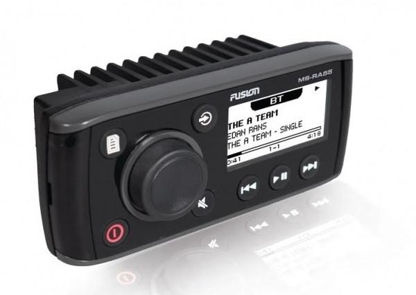 MS-RA55 Radio - 50 Serie, UKW/MW/Bluetooth - B157xH77xT53 mm