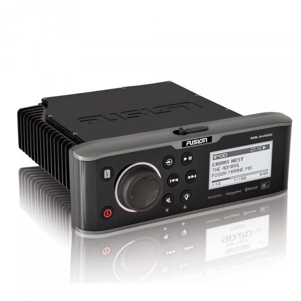 MS-AV650 - 650 Serie DVD Player AM/FM/USB/Bluetooth/NMEA2000