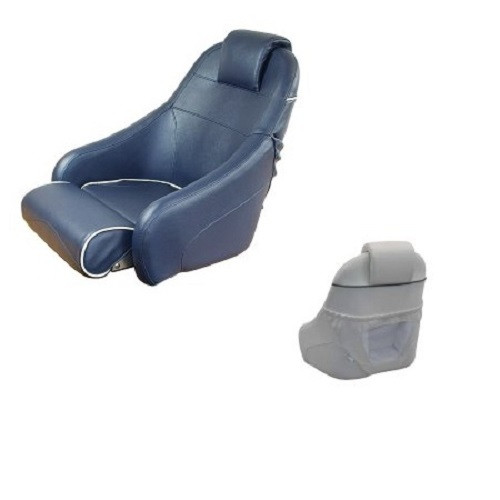 """Bootssitz """"Capitain Deluxe"""" Steuerstuhl Schalensitz"""