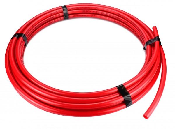 SeaTech Quick-Connect Warmwasserleitung Ø15mm rot